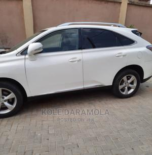 Lexus RX 2015 White | Cars for sale in Lagos State, Ogudu