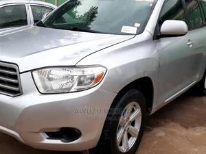 Toyota Highlander 2008 4x4 Silver   Cars for sale in Anambra State, Awka