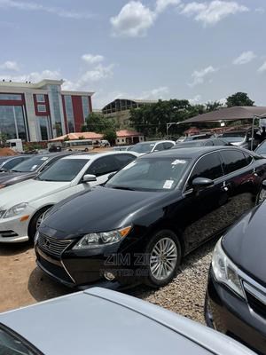 Lexus ES 2014 350 FWD Black | Cars for sale in Abuja (FCT) State, Central Business District