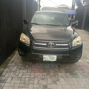 Toyota RAV4 2011 2.5 Black   Cars for sale in Rivers State, Port-Harcourt