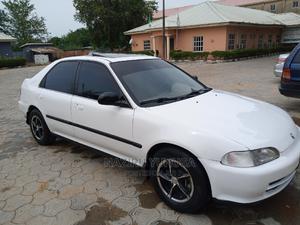 Honda Civic 1992 White | Cars for sale in Bauchi State, Bauchi LGA