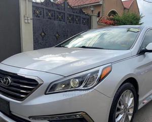 Hyundai Sonata 2015 White | Cars for sale in Lagos State, Lekki