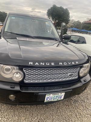 Land Rover Range Rover Vogue 2009 Black | Cars for sale in Abuja (FCT) State, Garki 2