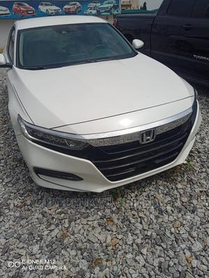 Honda Accord 2018 White | Cars for sale in Abuja (FCT) State, Central Business District