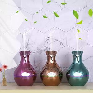 Metallic Humidifier/Aroma Diffuser . Size: 150ml . | Home Accessories for sale in Lagos State, Maryland
