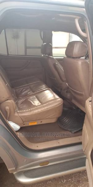 Toyota Sequoia 2002 Off White   Cars for sale in Lagos State, Shomolu