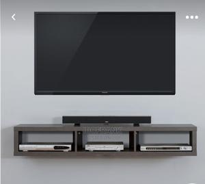Modern Floating Media and Audio Decor Shelf   Furniture for sale in Lagos State, Lekki