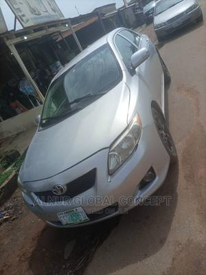 Toyota Corolla 2009 Silver | Cars for sale in Kwara State, Offa