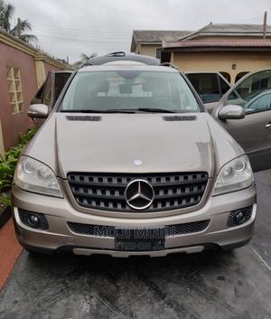 Mercedes-Benz M Class 2006 Gray   Cars for sale in Rivers State, Port-Harcourt