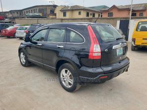 Honda CR-V 2008 2.4 Black | Cars for sale in Lagos State, Isolo
