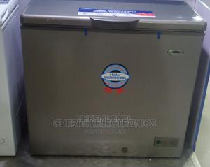 Haier Thermocool Inverter Chest Freezer HTF-200H-SILVER   Kitchen Appliances for sale in Abuja (FCT) State, Gudu