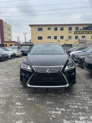 Lexus RX 2019 350L Luxury AWD Black | Cars for sale in Lagos State, Lekki