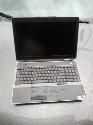 Laptop Dell Latitude E6520 8GB Intel Core I7 HDD 500GB   Laptops & Computers for sale in Lagos State, Ikeja