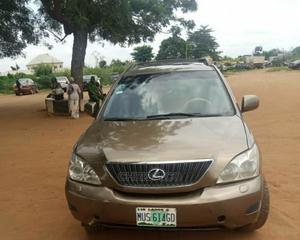 Lexus RX 2008 350 Gold | Cars for sale in Lagos State, Ikeja