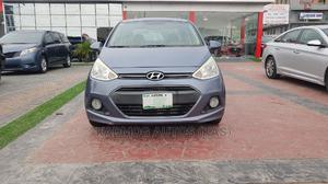 Hyundai I10 2015 Blue | Cars for sale in Lagos State, Lekki