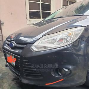 Ford Focus 2014 Black   Cars for sale in Rivers State, Port-Harcourt