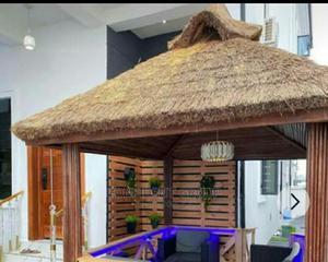 Gazebo Bush Bar Building   Garden for sale in Lagos State, Surulere