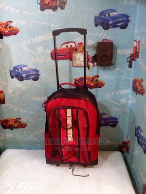 Tokunbo Uk Used Trolley School Bag | Bags for sale in Lagos State, Ikeja