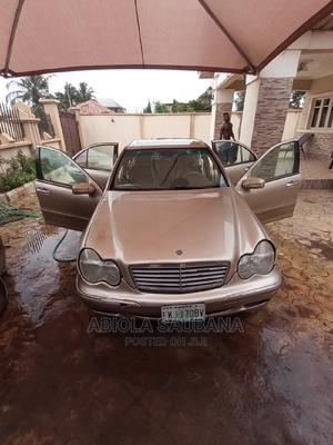 Mercedes-Benz C240 2004 Gold | Cars for sale in Ogun State, Abeokuta South
