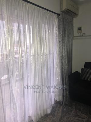 Curtains and Sheer (7ft*5ft) | Furniture for sale in Lagos State, Victoria Island