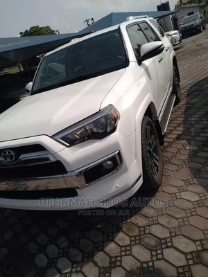 Toyota 4-Runner 2017 White | Cars for sale in Lagos State, Lekki