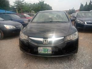 Honda Civic 2009 Black | Cars for sale in Abuja (FCT) State, Gudu