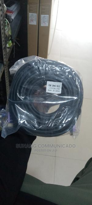 Hdmi 4k Cable 20m | Accessories & Supplies for Electronics for sale in Lagos State, Ikeja