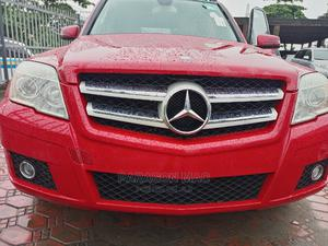 Mercedes-Benz GLK-Class 2012 350 4MATIC Red | Cars for sale in Lagos State, Amuwo-Odofin