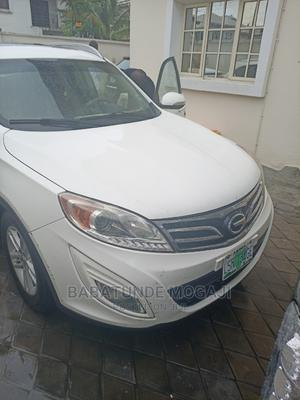 GAC GS5 2014 White | Cars for sale in Lagos State, Lekki