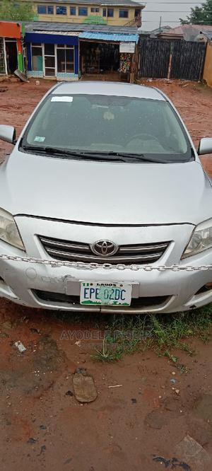 Toyota Corolla 2010 Silver | Cars for sale in Lagos State, Ikorodu