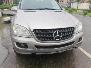 Mercedes-Benz M Class 2006 Gray   Cars for sale in Lagos State, Ikeja