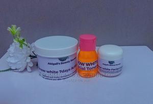 Snow White Oshaprapra Facial Kit   Skin Care for sale in Oyo State, Ibadan