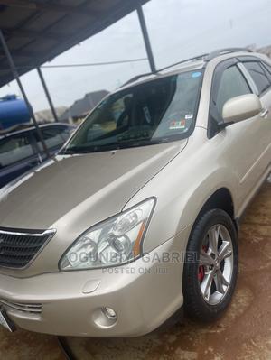 Lexus RX 2006 400h Gold | Cars for sale in Ogun State, Ado-Odo/Ota