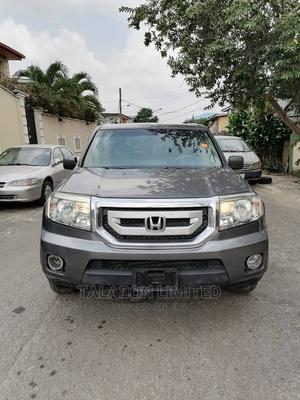 Honda Pilot 2009 EX 4dr SUV (3.5L 6cyl 5A) Gray | Cars for sale in Lagos State, Ikeja