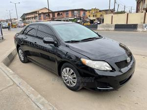 Toyota Corolla 2009 1.8 Advanced Black | Cars for sale in Lagos State, Amuwo-Odofin