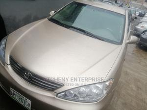 Toyota Camry 2004 Gold   Cars for sale in Lagos State, Ogba