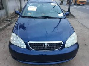 Toyota Corolla 2005 LE Blue   Cars for sale in Lagos State, Isolo
