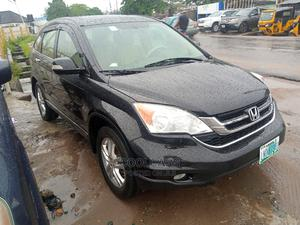Honda CR-V 2010 EX 4dr SUV (2.4L 4cyl 5A) Black   Cars for sale in Lagos State, Isolo