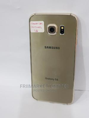 Samsung Galaxy S6 32 GB Gold | Mobile Phones for sale in Delta State, Ugheli