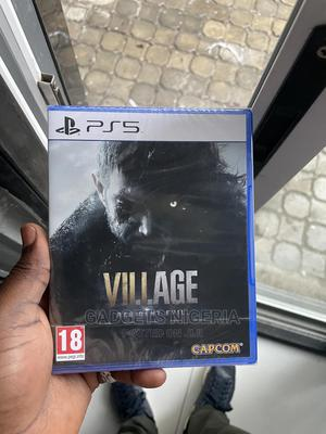 Resident Evil ( Village) for Ps 5 | Video Games for sale in Lagos State, Lekki