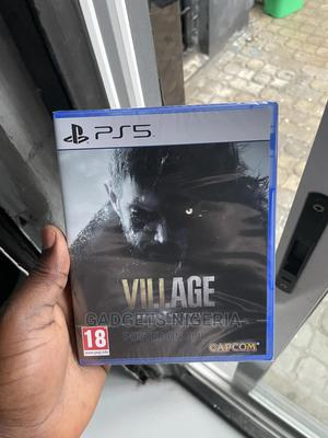 Ps 5 Resident Evil ( Village) Disk | Video Games for sale in Lagos State, Ajah