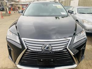Lexus RX 2018 Black   Cars for sale in Lagos State, Ikeja