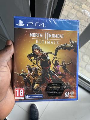 Mortal Kombat for Ps4 | Video Games for sale in Lagos State, Lekki
