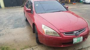 Honda Accord 2003 2.4 Automatic Red   Cars for sale in Lagos State, Kosofe