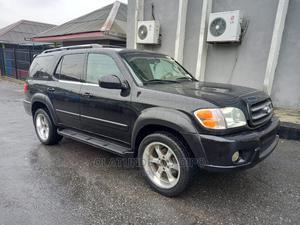 Toyota Sequoia 2004 Black | Cars for sale in Lagos State, Ogudu
