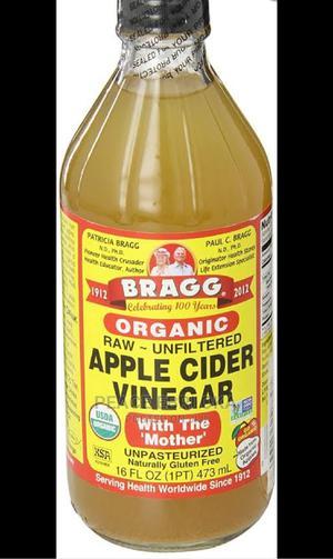 Pure Organic Apple Cider Vinegar   Vitamins & Supplements for sale in Lagos State, Lagos Island (Eko)