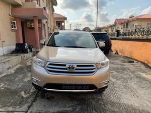 Toyota Highlander 2010 Gold | Cars for sale in Lagos State, Ikeja
