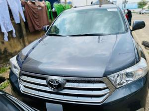 Toyota Highlander 2012 Limited Gray | Cars for sale in Abuja (FCT) State, Asokoro