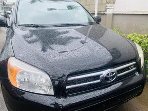 Toyota RAV4 2008 Black | Cars for sale in Lagos State, Ikeja