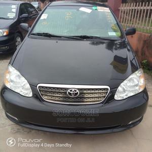 Toyota Corolla 2007 Black | Cars for sale in Lagos State, Amuwo-Odofin